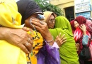 Tangisan Para Nenek dan Anak dalam Sungkem Hari Ibu