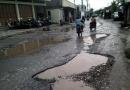 Bertahun-tahun Kerusakan Jalan Sutandyo Belum Diperbaiki