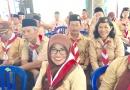 Kwarcab Pramuka Klaten Gembleng Kepala SMP di Buper Kepurun