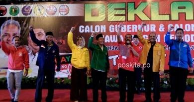 Enam Parpol Pendukung di Solo Siap Dukung Ganjar di Pilkada Jateng