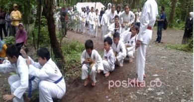 Geliat Taekwondo KaranganyarMasuk 5 Besar