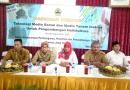 Petani Diajak Gunakan Media Semai dari Limbah Kain, Bukan Media Polybag