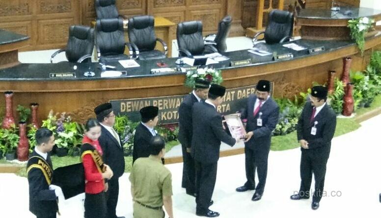 Walikota Solo Tegaskan OPD Tidak Perlu Takut dalam Pelaksanaan Anggaran