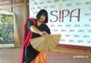 Melati Suryodarmo sebagai Maskot SIPA 2018