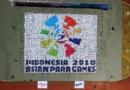 Persembahan Anak Negeri, Maba UNS Berikan Dukungan Event Asian Para Games 2018