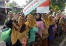 Gayeng..!! Ribuan Siswa MASPA Sleman Kirab Budaya Semarak HUT ke-73 RI