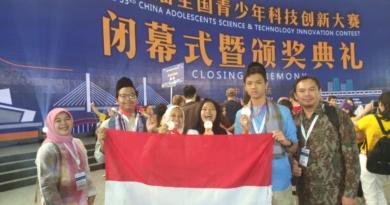 Mantap! SMA Lazuardi Depok Kibarkan Merah Putih di Ajang Internasional CASTIC