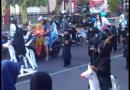Viral Karnaval TK yang Gunakan Cadar, Pakaian Serba Hitam, hingga Bergaya Bawa Senjata