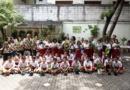 Hebat! Siswa-siswi SD Kanisius Keprabon 01 Tanam Pohon, Menuju Green School