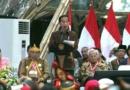 Presiden Jokowi : Kebudayaan Panggung Toleransi Berinteraksi