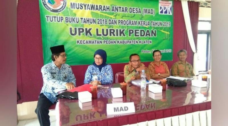 UPK Lurik Pedan Berdayakan Perempuan dan Entaskan Kemiskinan