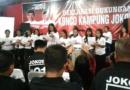 Relawan Jokowi Deklarasikan Dekat Kediaman Joko Santosa di Solo