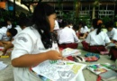 Songsong World Storytelling Day, Ratusan Siswa SD Mewarnai Dongeng Nusantara
