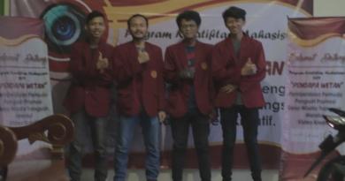 Workshop Video Kreatif Hantar Mahasiswa Prodi TV dan Film ISI Surakarta Raih Dana Hibah Kemenristekdikti