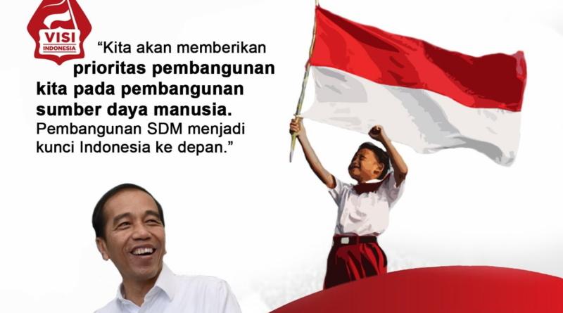 Pidato Lengkap Visi Indonesia Jokowi