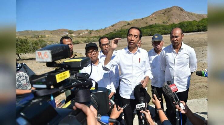 Kabinet Baru, Jokowi: Ada yang Lama, Ada yang Muda, Ada yang Profesional