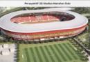 Wow… Stadion Manahan Solo Disetujui FIFA untuk Piala Dunia U-20
