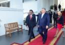 Terima PM Hungaria, Presiden Bahas Peningkatan Kerja Sama