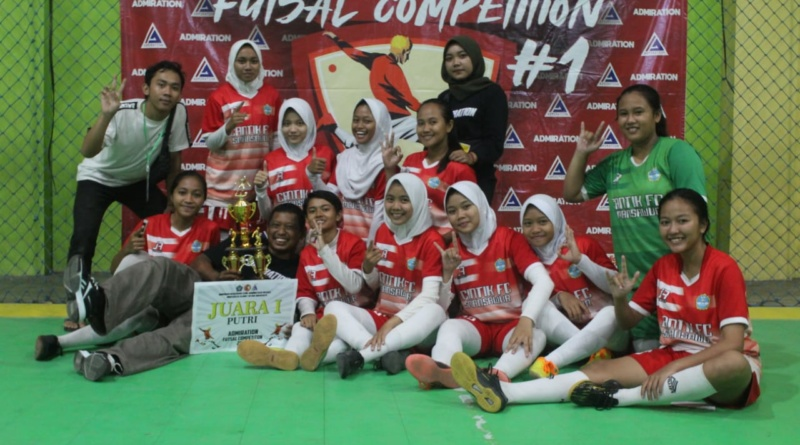Keren, SMK Negeri 3 Sukoharjo dan SMA Wuryantoro Juara 1 AFC 2020