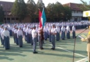 Membentuk Siswa Berkarakter Melalui Upacara Bendera