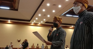 Dua Paslon Pilkada Solo Awali Kampanye Damai dengan Protokol Covid
