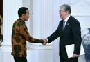 Presiden: Persahabatan Indonesia-Kazakhstan Suarakan Islam yang Toleran