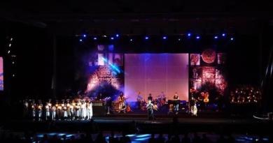 Wow, KAP Digandeng Peni Candra Rini Berkolaborasi Music Concert Timur