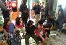 Gerombolan Gondrong Dievakuasi ke Polda Jateng