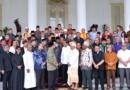 Presiden Bahas Kerukunan Antarumat Beragama dan Pemilu Damai dengan FKUB