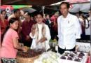 Presiden Awali Kunjungan Kerja ke Bali dengan Meninjau Pasar Sukawati