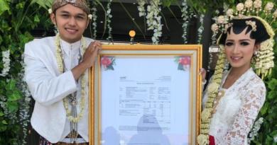 Unik, Mas Kawin Pernikahan Berupa 2.300 Lembar Saham