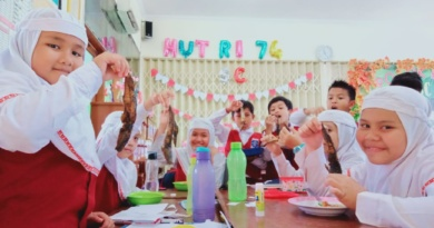 SD Muh 1 Ketelan Ajarkan Siswa Gemari Lele Sejak Dini
