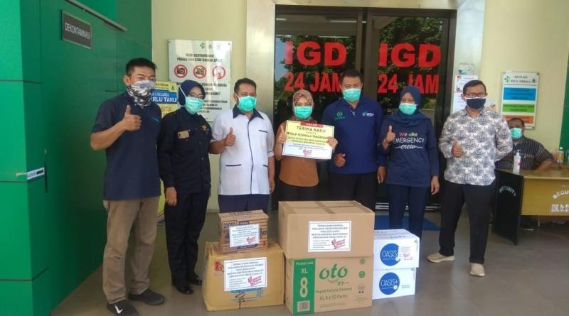 Siaga Covid 19, Perempuan Tangguh Indonesia Beraksi Kemanusiaan Lagi